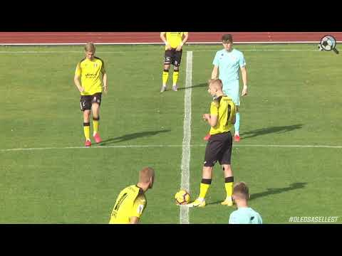 Tulevik Kuressaare FC Goals And Highlights