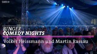 Binger Comedy Nights: Heissmann und Rassau