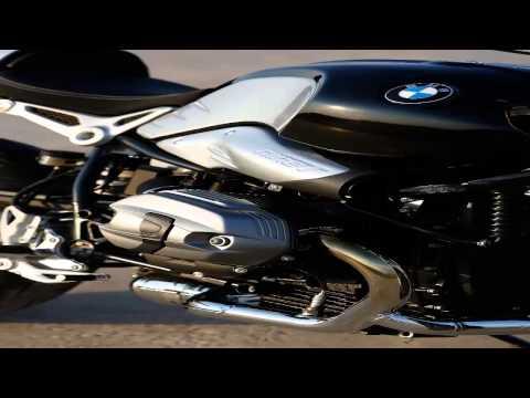 2014 new BMW R 1200 nineT studio & details photo compilation