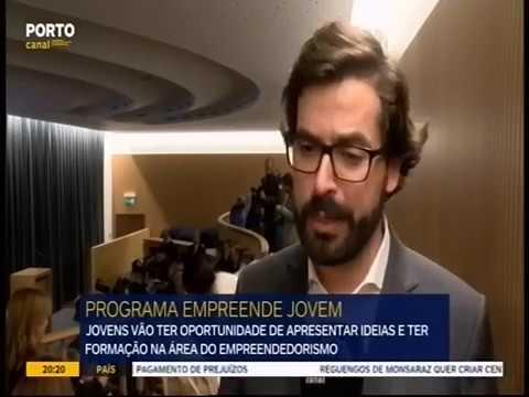Programa Empreende Jovem - Porto Canal