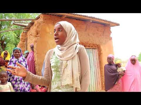 Kano State, Nigeria: The amazing story of Hauwa impacting lives in the village of Behun Fulani