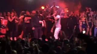 Young Thug Pull Up On A Kid *LIVE* @TheObservatory