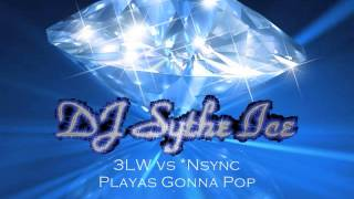 3LW vs Nsync - Playas Gon Play / Pop