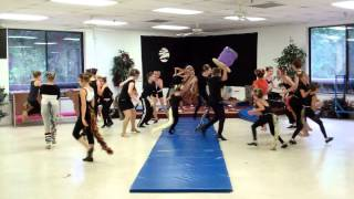 Spotlight Kids present Macavity Fight