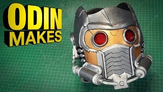 Odin Makes: Starlord's Helmet from Guardians of the Galaxy