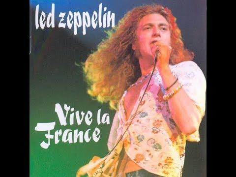 Led Zeppelin - VIVE LA FRANCE - 1973/04/01