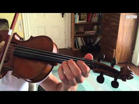The Butterfly - Basic Fiddle Lesson