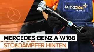 Wie MERCEDES-BENZ A-CLASS (W168) Klimafilter austauschen - Video-Tutorial