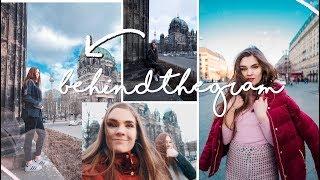 Instagram Fashion Photography mit Nathalie #behindthegram // I