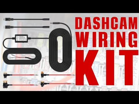 How To Install A Dashcam Wiring Kit Instructions