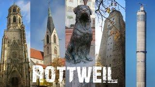 Stadt Rottweil | Altstadt | Aufzugstestturm