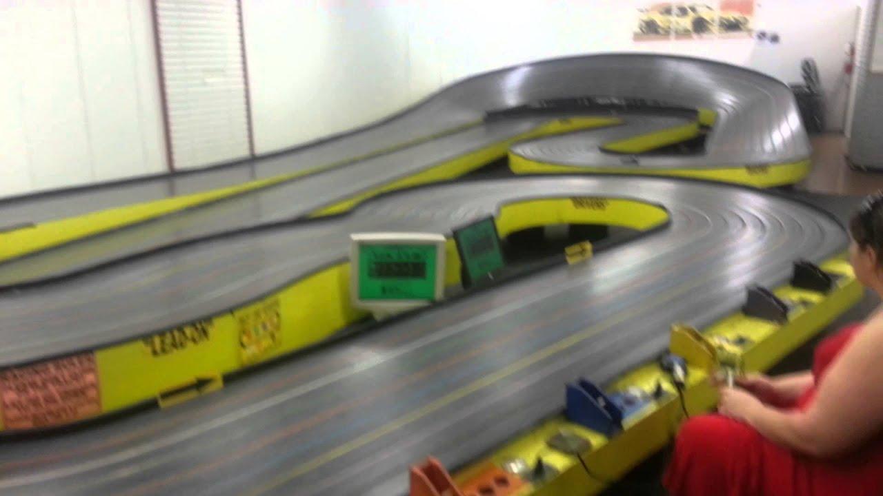 Car Race Track San Diego