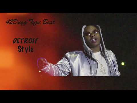 """My City"" 42Dugg x Detroit Type Beat (Prod. By BetterB3ats)"