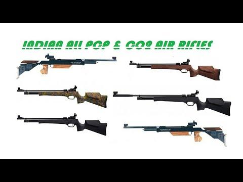 Indian All PCP & Co2 Air Rifle Models, Created bý - Rajkul Chowdhury[AGL]