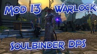 Neverwinter - Soulbinder Warlock - Single Target - Mod 13