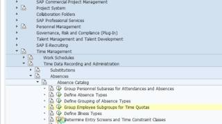 Sap hcm arabic course time management pt quota configuration free khaled_onssi@yahoo.com