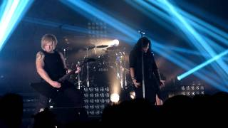 Trail of Tears - 1. In the Valley of Ashes - MFVF - 22-10-2011