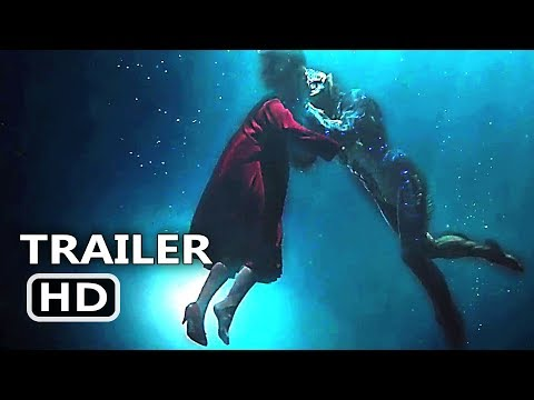Thumbnail: THE SHАPЕ ΟF WАTЕR Official Trailer # 3 (2017) Guillermo Del Toro, Michael Shannon Fantasy Movie HD