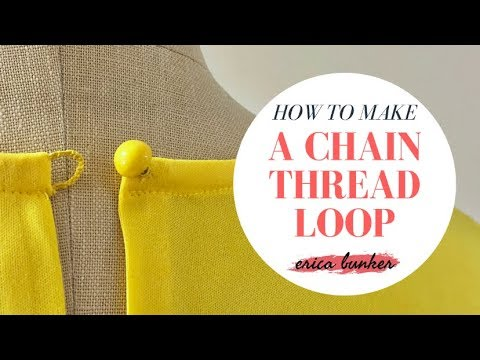 How to Make a Thread Chain Loop