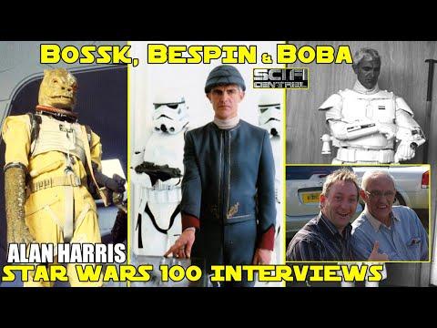 Star Wars 100 Interviews: ALAN HARRIS as Bossk & more