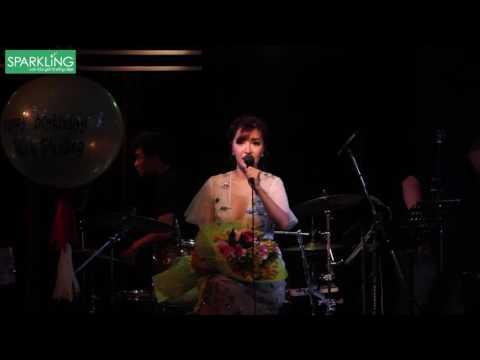 [Sparkling] Gửi Anh Xa Nhớ - Bích Phương - Hát Live   Mini show Phòng Trà WE