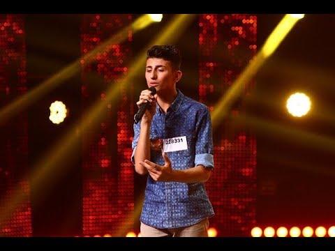 Labrinth - Jealous. Vezi aici cum cântă Teodor Danci, la X Factor!