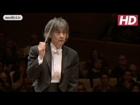 Fantasia:  Dukas - The Sorcerer's Apprentice by Kent Nagano