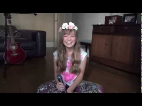 Connie Talbot   Warrior [Demi Lovato]