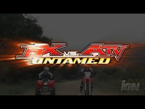 MX Vs. ATV Untamed Nintendo Wii Trailer - Untamed Babes