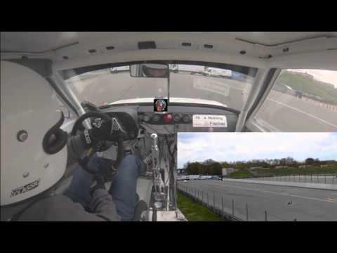 Rennslalom um den Preis der Stadt Nürnberg 2016, Audi 50 GT, Gruppe H 12, Slalom Saisonstart