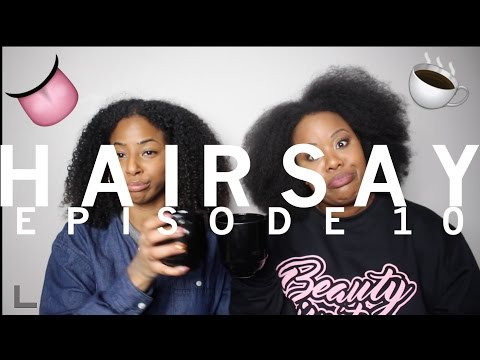 Hair Say | Episode 10: Chocolate city, Grammys, Stormzy & more| CURLTUREUK