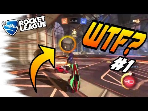 Rocket League TOP 5 WTF MOMENTS, GLITCHES, & FAILS! - Crazy Goals/Freestyles & Funny Moments