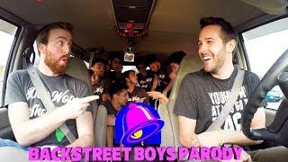 Backstreet Boys - Taco Bell Parody