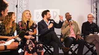 """Jake Johnson and Annabelle Wallis On Stunts Required for """"The Mummy"""""""