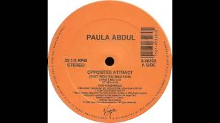 "Opposites Attract (12"" Mix) - Paula Abdul (Duet with The Wild Pair)"