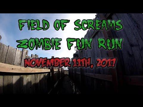 Solo Speed Run - 2017 FOS Zombie Fun Run