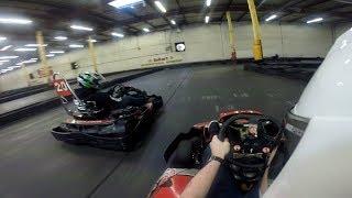 Sykart Indoor Racing (Tukwila, WA) - 11/11/18