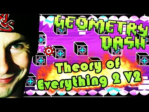 Geometry Dash | Theory of Everything 2 v2 by Neptune COMPLETE
