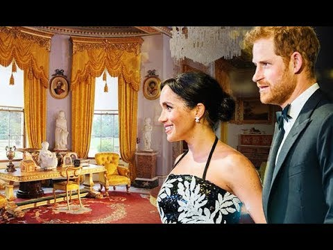 Meghan and  Harry's new home REVEALED: What life is like at Frogmore Cottage