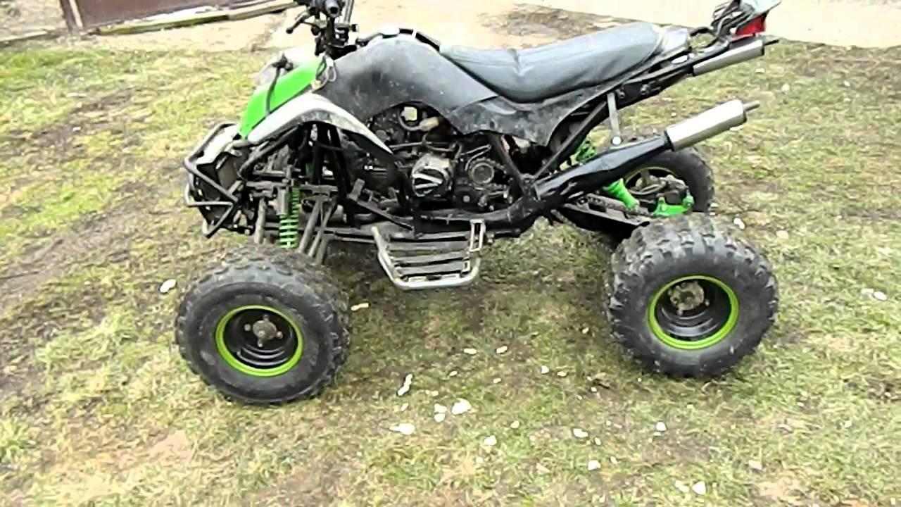 quad yamaha 2t