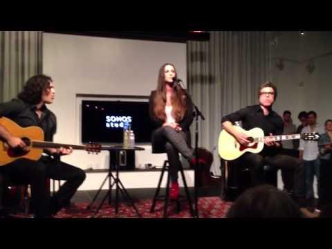 Alanis Morissette - Guardian (Acoustic)  08.20.12