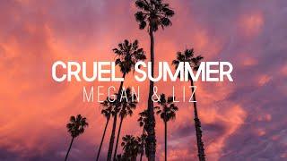 Cruel Summer (Taylor Swift Cover) by Megan & Liz in VR180 Video