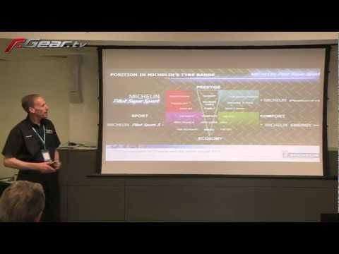 Michelin Pilot Super Sport Tyre Presentation