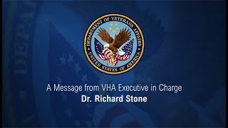 Dr. Richard A. Stone, VHA Executive in Charge, American Society of Clinical Oncology (ASCO)