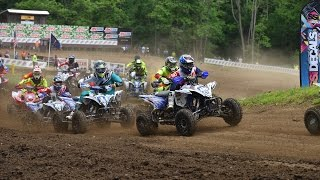THE RIDE - Ironman Raceway - Round 5 - ATVMX National Series - 2015