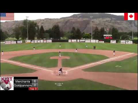 KIBT Final: Everett Merchants Vs Alaska Goldpanners
