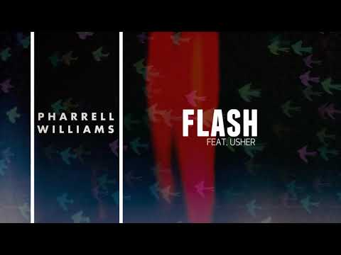 Pharrell Williams - Flash (feat. Usher) (New Song 2018)