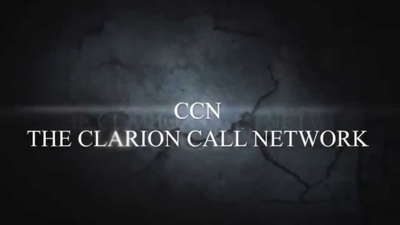 Ccn The Clarion Call Network Promo 1 Youtube