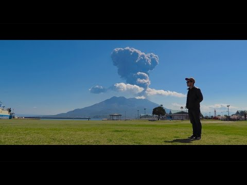15 Views of Sakurajima in Kagoshima – and a Volcano Eruption | A Travel Film 桜島 鹿児島