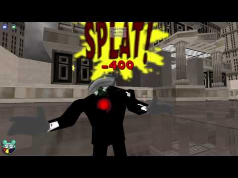Toontown: Battling the Chairman